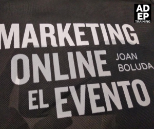 ADEP Training evento Joan Boluda Facebook